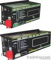 DC-AC INVERTER CHARGER SINE WAVE RELIABLE GREENERGY