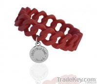 silicone bracelet, wristband, Rubber Bracelets