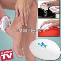 mini egg shape callus remover /pedicure/foot pack