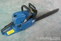 Gasoline chain saw HY-52B(blue)