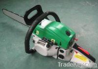 Gasoline chain saw HY-45   white and green)