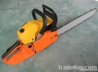 Gasoline chain saw HY-45(orange and yellow)