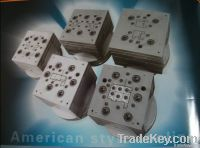 plastic extrusion tooling