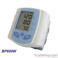 wrist blood pressure meter