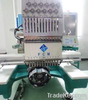 SINGLE HEAD EMBROIDERY MACHINE, CAP EMBROIDERY MACHINE, T-SHIRT EMBROIDE