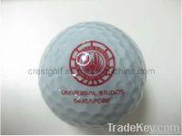 Golf Logo Ball
