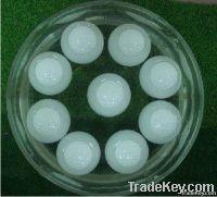 Floating Golf Balls