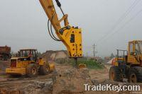 Hydraulic Breaker for excavators