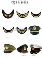 Officer Caps & Peaks