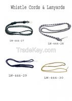 Whistle Cords & Lanyards