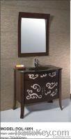 Tawny Solid Wood Bathroom