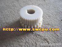 Plastic Nylon Tooth Gears