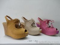 women high EVA shoes