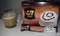 G7 Coffee, Cappuccino Coffee, G7 3 in 1 Coffee, Instant Coffee
