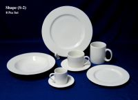 Ceramic Tableware - Dinner Set