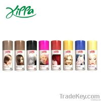 2014 popular temporary hair color spray 150ml