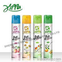 Alcohol based aerosol air freshener spray China manufacturer