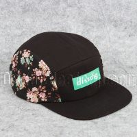 Custom 5 panel camp cap