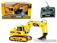 RC Toy Excavators
