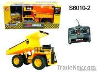 RC Dump Truck Toy