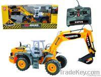 Excavator Model Toy