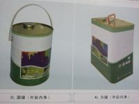 Oil paintings Paint Pails