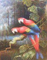 Oil Painting, Paint Pails