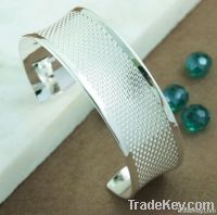 Fast shipping hot sale 925 silver Bracelet 6inch condition:100% new