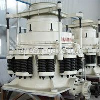 cone crusher, spring cone crusher PY made by LIMING