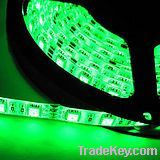 5M Green SMD3528 Waterproof DC12v Flexible 600 LED Strip light lamp