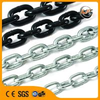 G80 alloy steel lifting chain