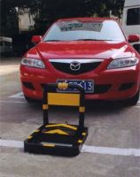 Intelligent and Remote Control Parking Barrier(parking lock)