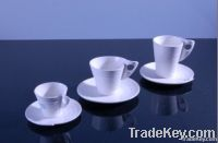 White Porcelain Drinkware