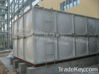 FRP SMC Panel Type Sectional Storage Water Tank