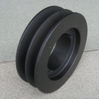 taper bore pulley