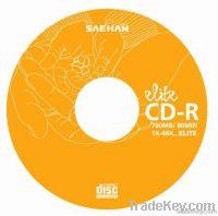 Blank CDR 700mb 52x 80Min colorful printed/Inkjet printable