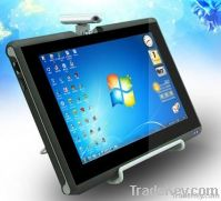Intel Atom N455 CPU 10.1 inch tablet pc , Windows 7 Operation System