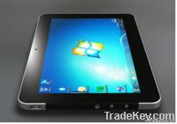 10.1inch tablet PC , CPU Intel Atom and Windows XP OS, 160GB HDD