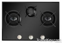 Tempered Glass Gas Hob