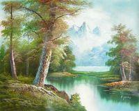 Oil Paintings, Paint Pot