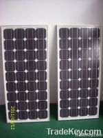 100 Monocrystalline Solar Panel Module