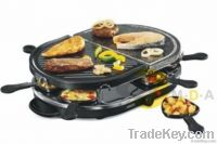GTH004B/C Raclette Grill