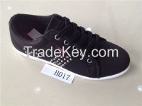 Women's Canvas Casual shoes, PVC Injection shoes