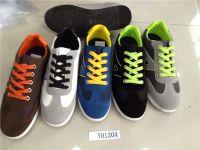 PVC Injection Men's Casual shoes Sports Shoes