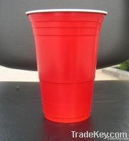 16 oz PS disposable plastic drinking cup wholesale