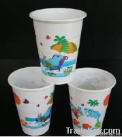 180ml PP disposable plastic drinking cup exporter