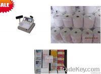 cash register&receipt paper roll