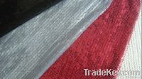 3mm bead embroidery fabric for garment, dress, hair band