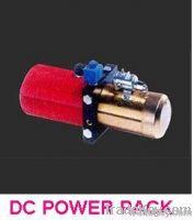 HYDRAULIC DC POWER PACK
