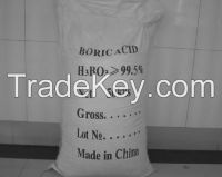 High quality and low price Boric aicd 99% H3BO3